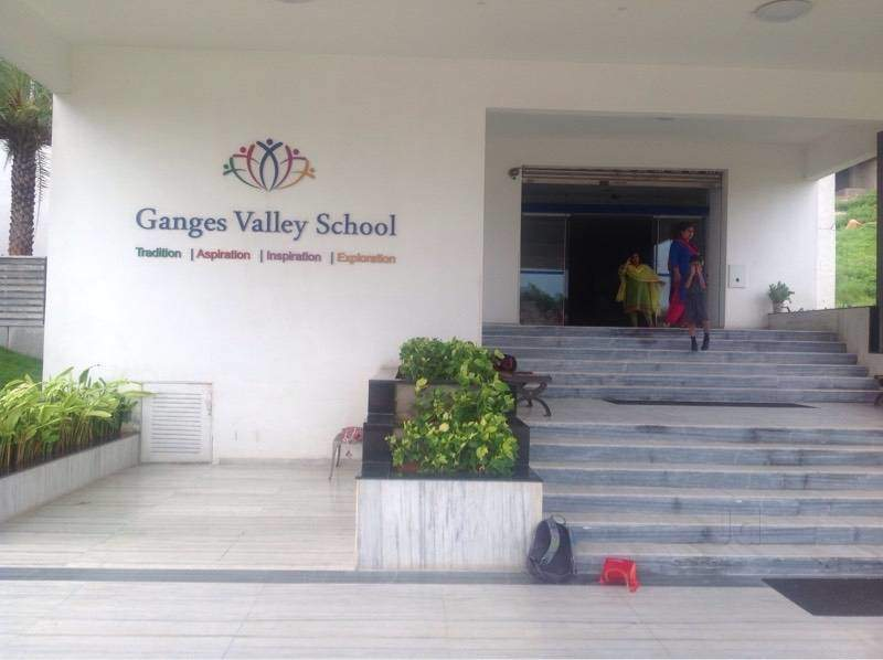 GANGES VALLEY SCHOOL PICTURE