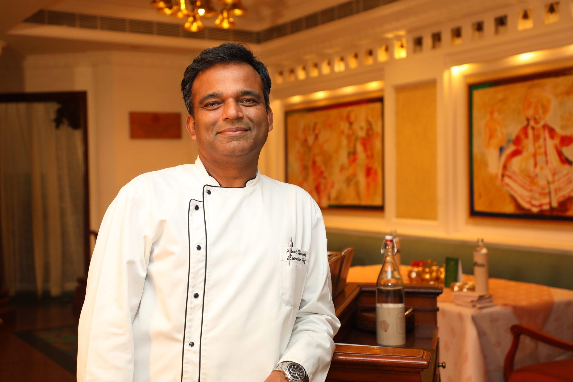 Executive Chef, Paul Noronha