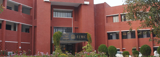 Letter of Intent issued to IIMC which is to get deemed university status