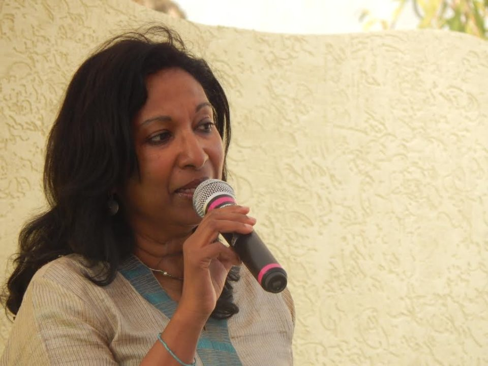Poet, essayist and scholar Meena Alexander passes away at 67