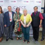 Meghna Ghai Puri, Stainslav Semerdjiev, Shabana Azmi, Maria Dora Mourao, Subash Ghai and Ravi Gupta