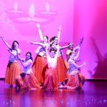 Diwali celebration at Canadian International School