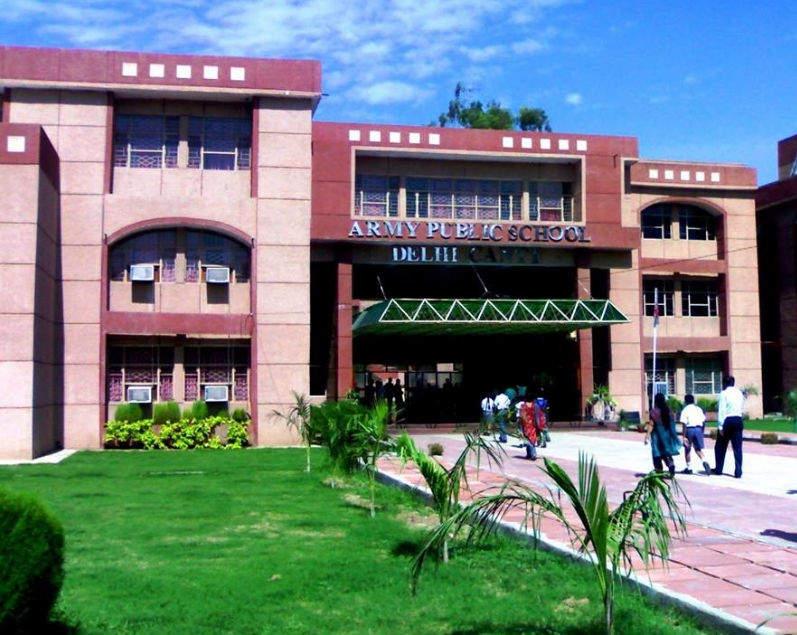 Army Public School, Delhi Cantt, New Delhi
