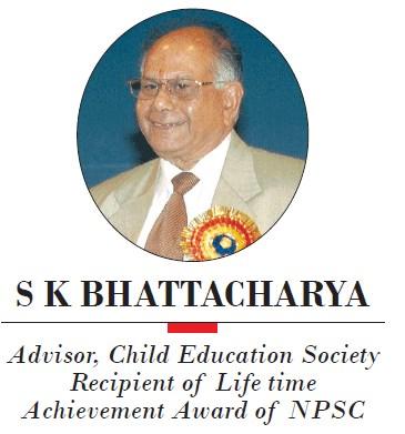 S K Bhattacharya