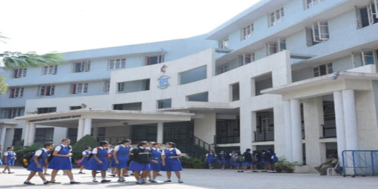 Baldwin's Girls High School