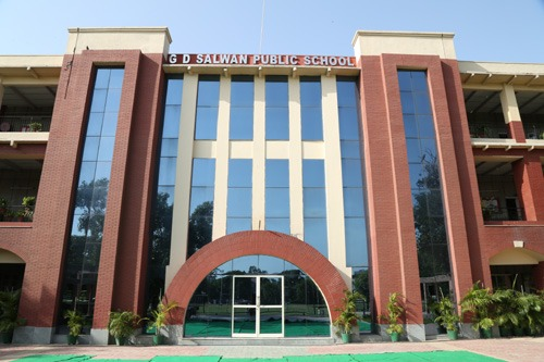 GD Salwan Public School, Old Rajinder Nagar, New Delhi