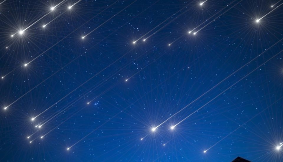 Japan to create Artificial Meteor Showers