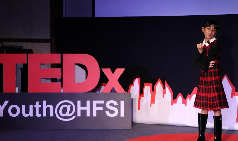 TEDxYouth@HFSI