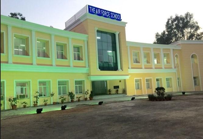 The Air Force School Subroto Park, Delhi Cantt, New Delhi, India