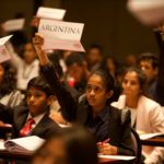 Worldview Education's Future Leaders Program gives school students an opportunity to role-play as global leaders