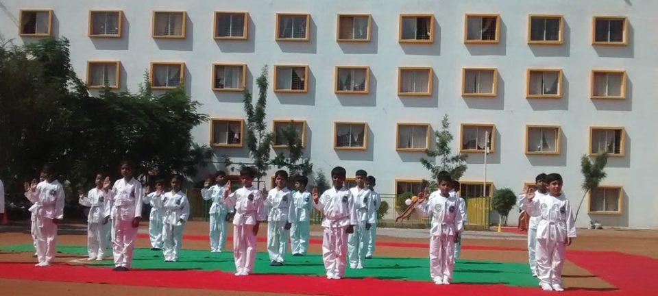 Samsidh Mount Litera Zee School