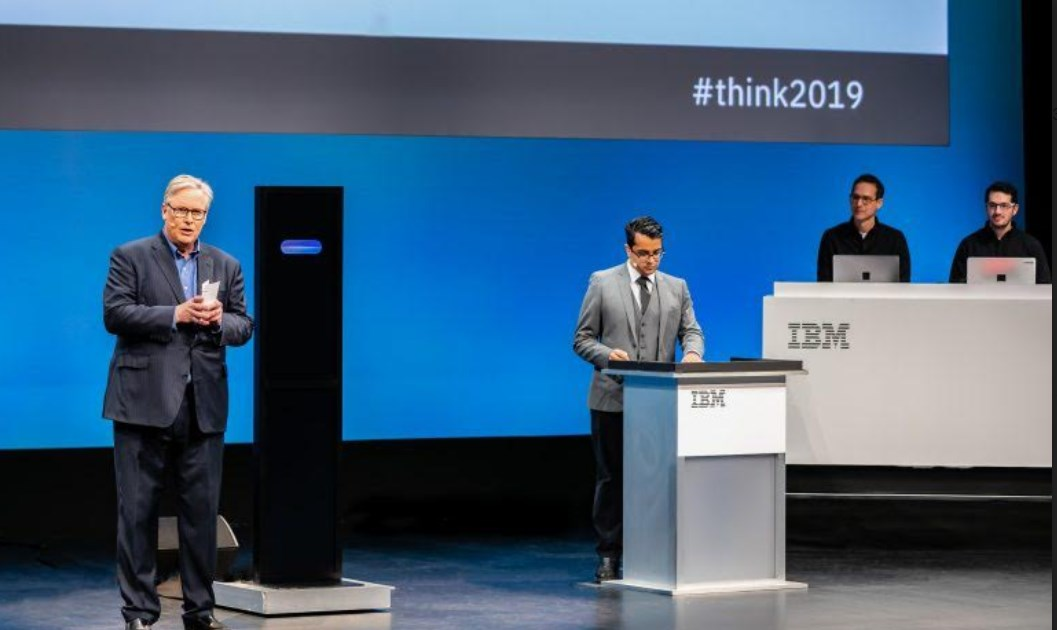 ibm vs Harish natarajan