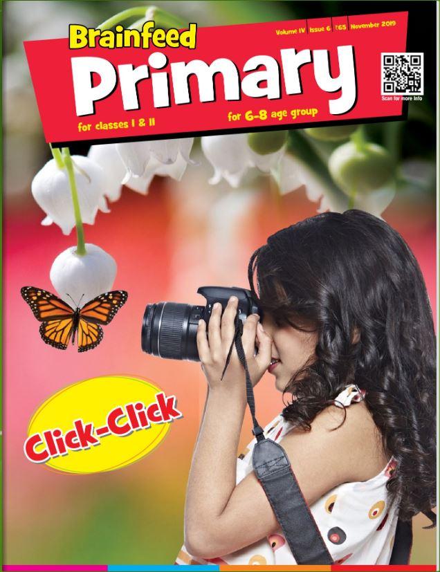 Brainfeed PrimaryI Magazine Noveber