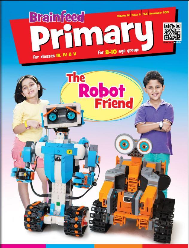 Brainfeed PrimaryII Magazine Noveber