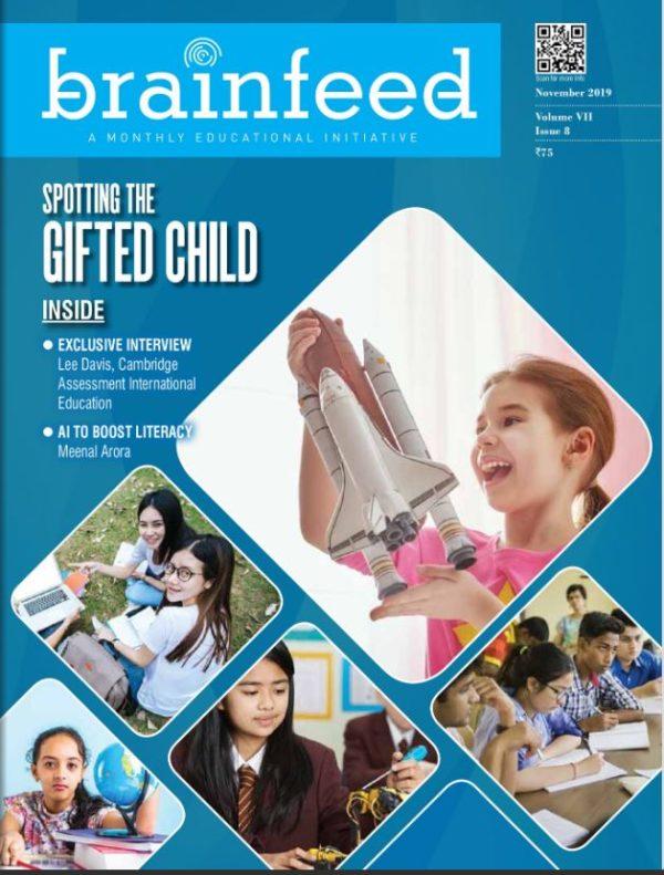 Brainfeed Magazine Regular