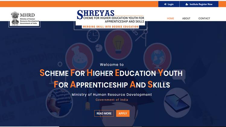 SHREYAS scheme by HRD Ministry aims to skill non-technical students