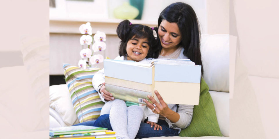 Printed books are more beneficial than e-books for Toddlers and young minds