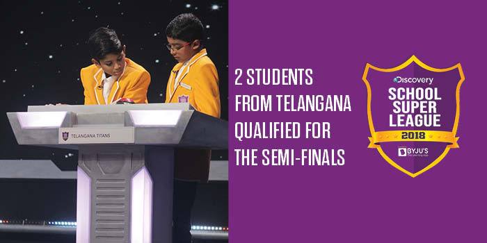 2 students from Telangana qualified for the semi-finals