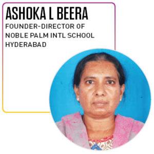 Ashoka L Beera