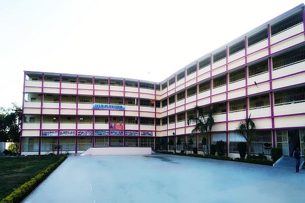BD DAV Senior Secondary Public School