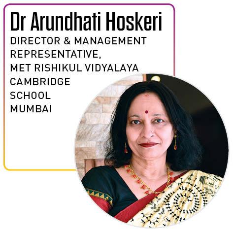 Dr Arundhati Hoskeri