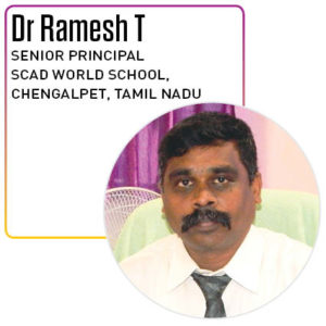 Dr Ramesh T