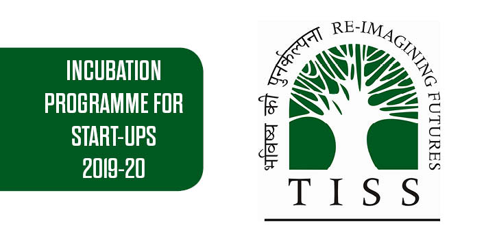 Registrations open for 'Incubation Programme for Start-ups 2019-20'