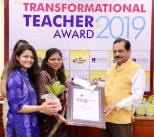 ransformational Teachers Award Ceremony – 2019