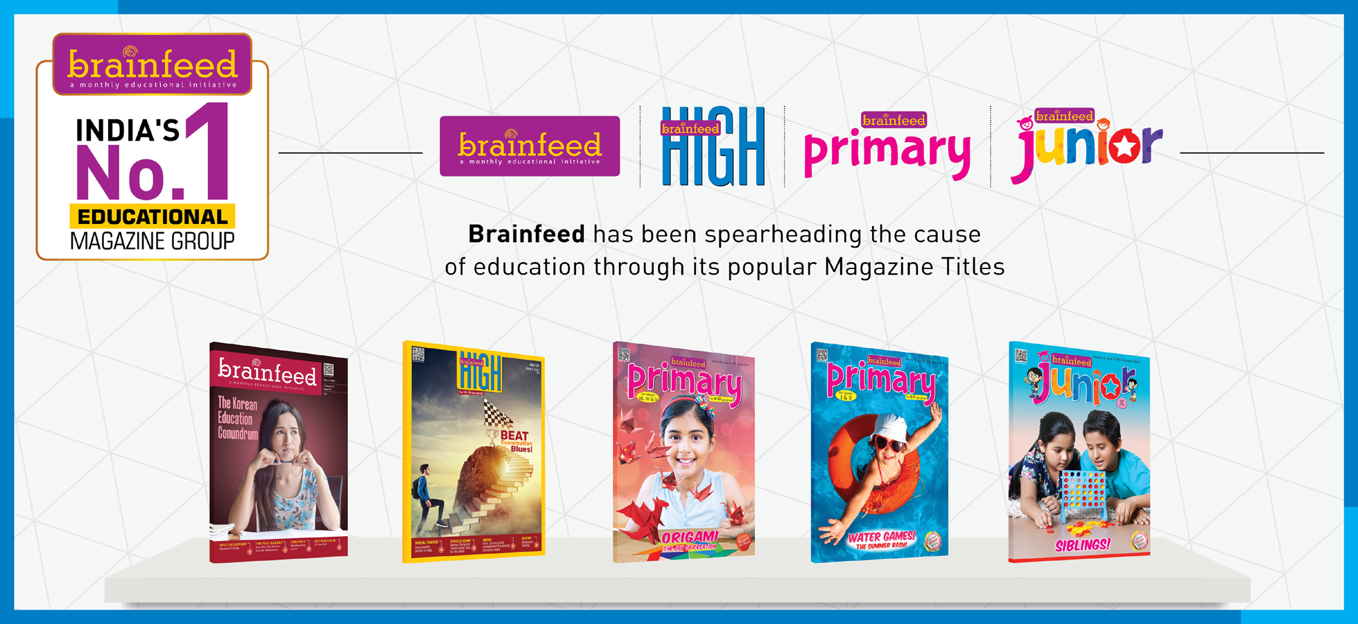 Brainfeed Magazine
