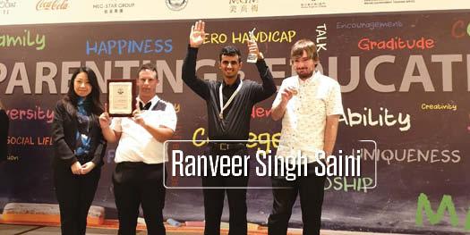 Ranveer Singh Saini