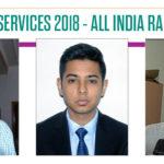 UPSC Civil Services 2018