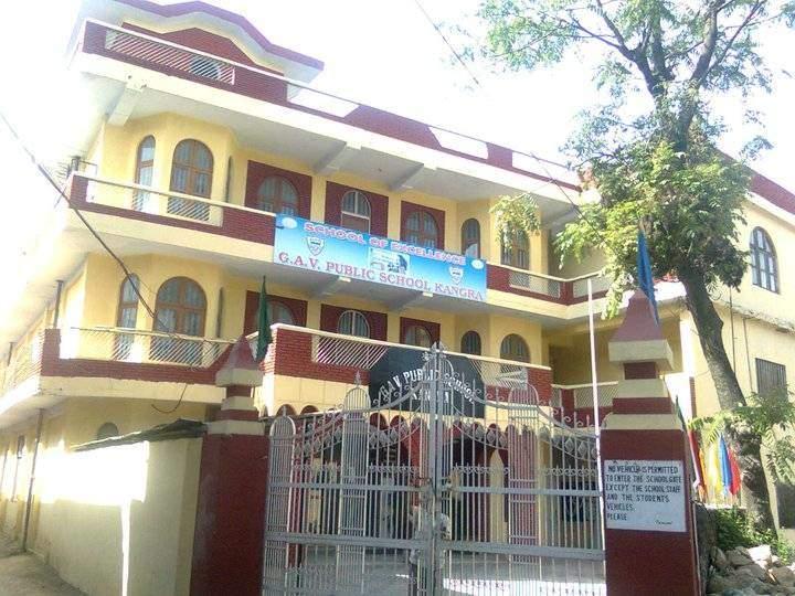 g-a-v- public school