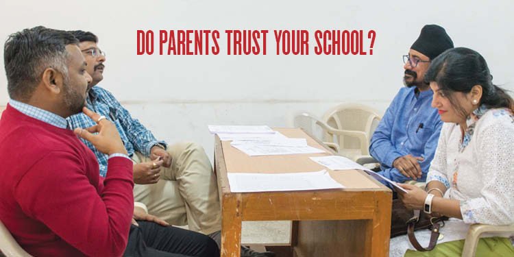 Do parents trust your school