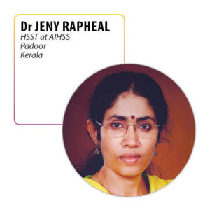 Dr Jeny Rapheal