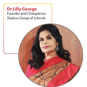 Dr Lilly George