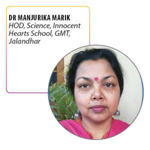 Dr Manjurika Marik