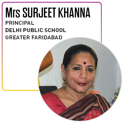 Mrs Surjeet Khanna