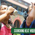 Scorching heat widens learning gap