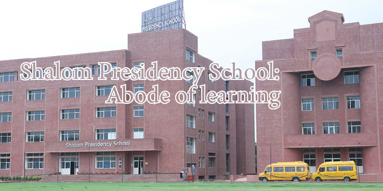 Shalom Presidency School Abode of learning