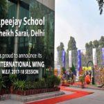 Apeejay School Sheikh Sarai