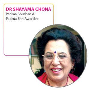 Dr Shayama Chona
