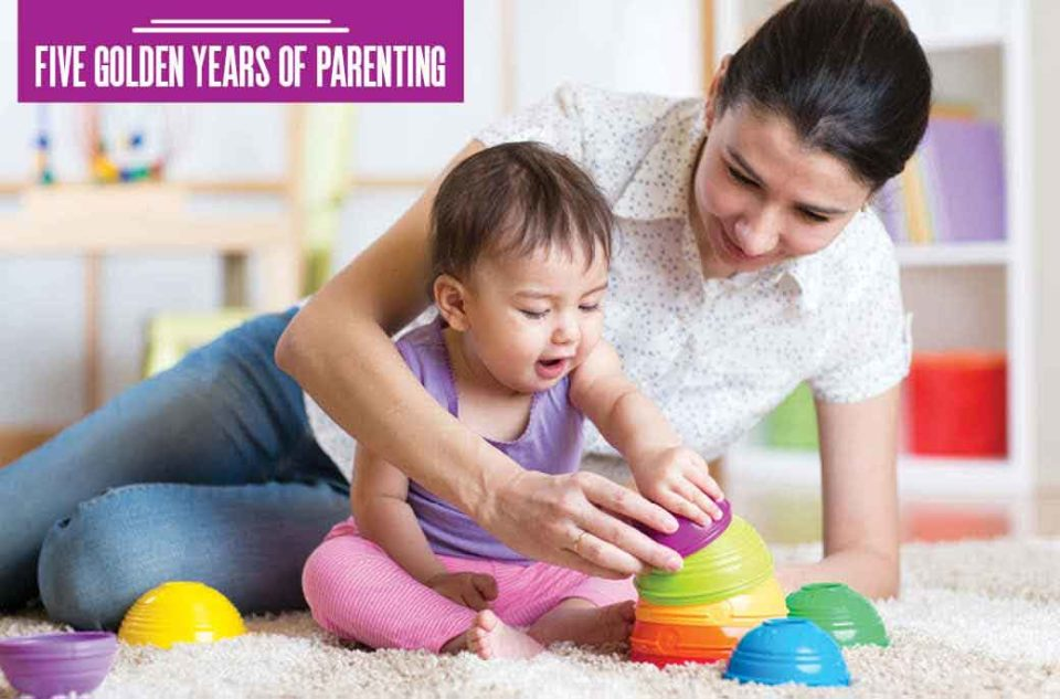 Five golden years of parenting