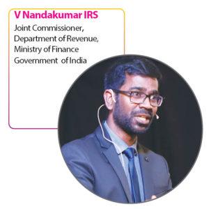 V Nandakumar IRS