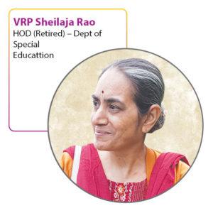VRP Sheilaja Rao