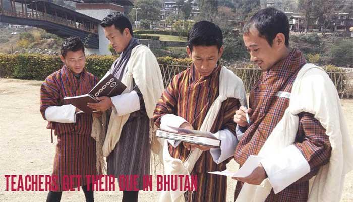 Teachers-get-their-due-in-Bhutan