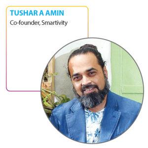 Tushar A Amin