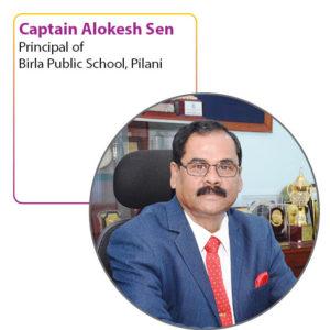 Captain Alokesh Sen