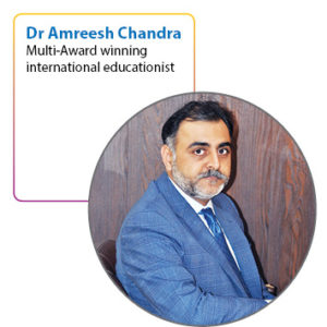 Dr Amreesh Chandra