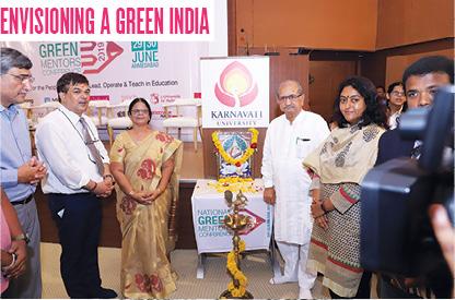 Envisioning a Green India