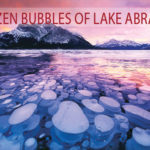 Lake Abraham is an artificial